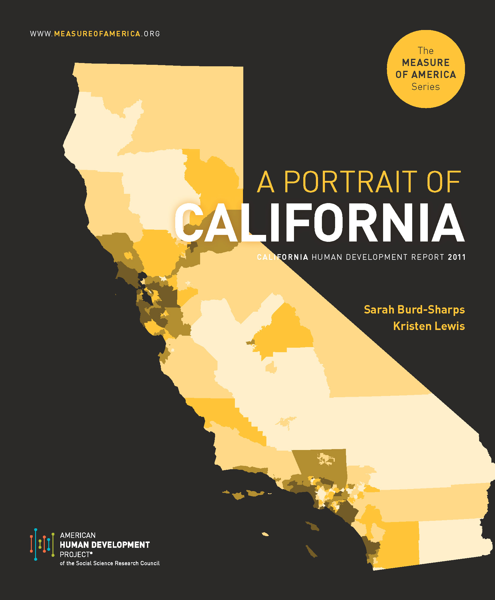 A Portrait of California – Measure of America