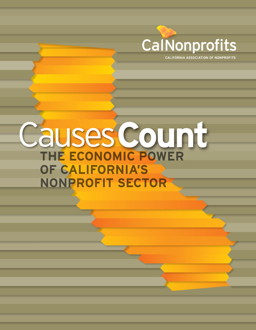 Causes Count: The Economic Power of California's Nonprofit Sector – Full Report